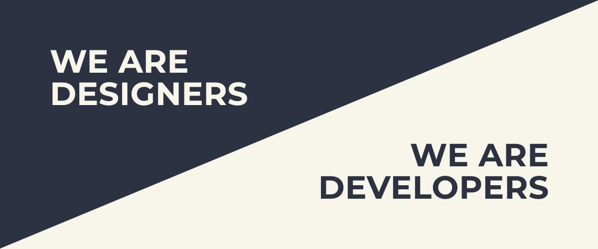 website designers and developers