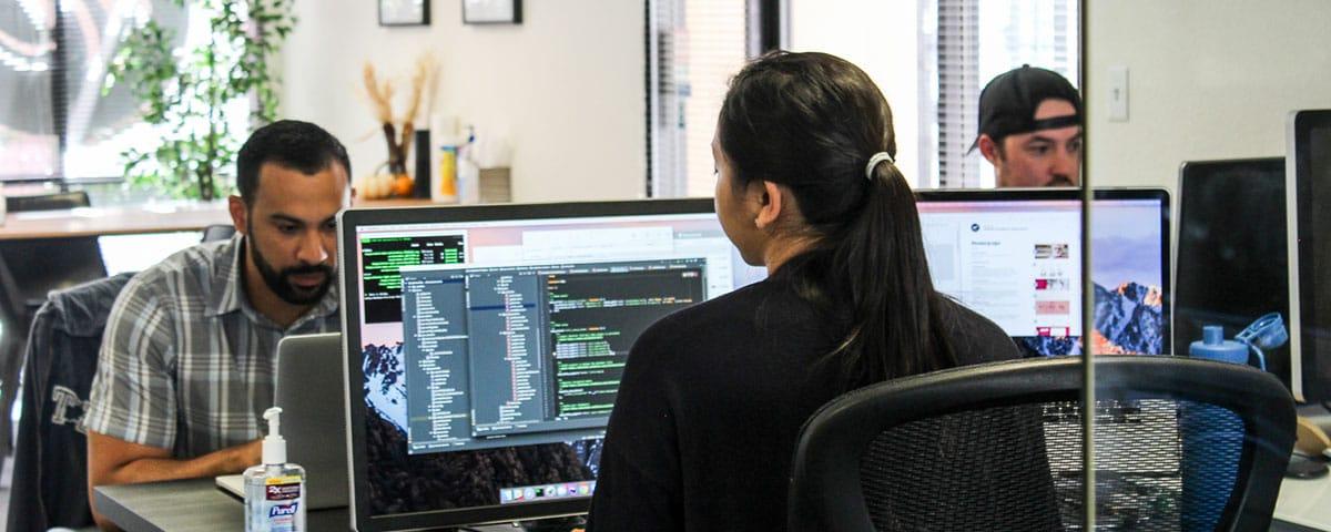 Custom website developers in Tempe, Arizona - Design Templates